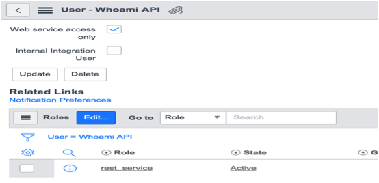 servicenow api enabled